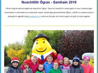 Ógras Newsletter 10th Issue