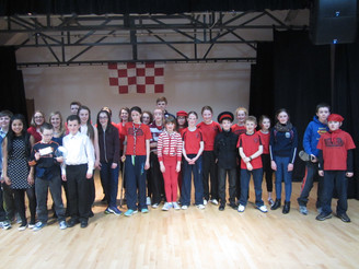 Talent Show in Derry