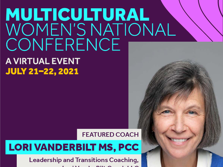 Featured Coach: Multicultural Women's National Conference