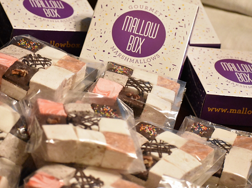 Gift Box - Assorted Mallows