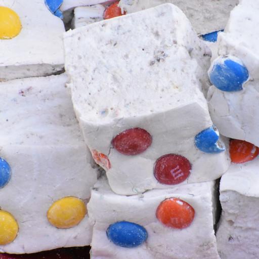m&m's marshmallows