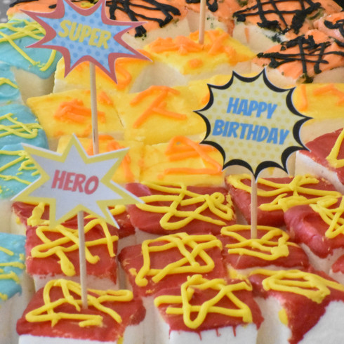 customized gourmet marshmallows for parties and events