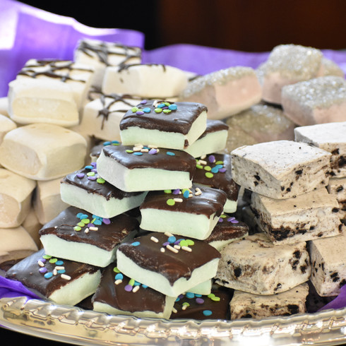marshmallows for parties