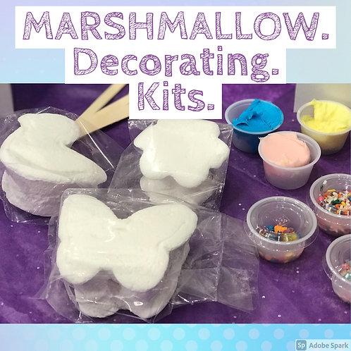 SPRING Marshmallow Decorating Kits