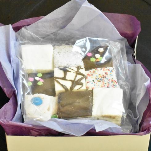 Variety marshmallow gift box