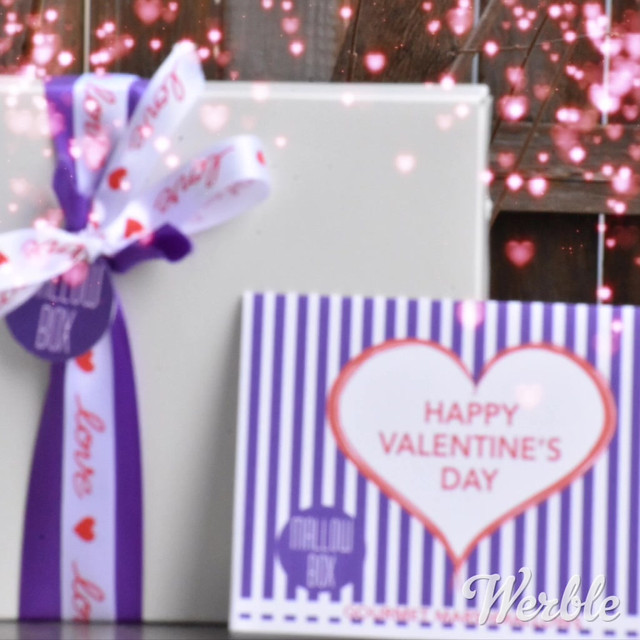 Marshmallow box for all occasions