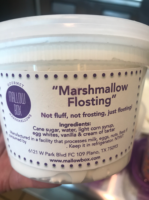 Marshmallow Flosting