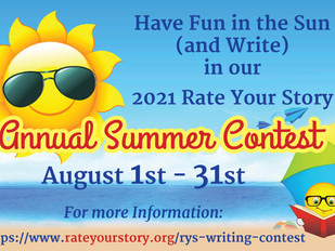 """2021 """"Does Your Story Shine?"""" Contest Reveal"""