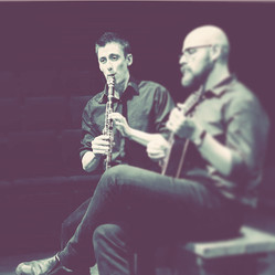 Playing at The Rogue Theater with Jake Sorgen