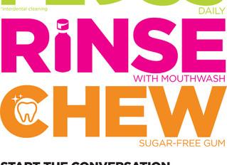 October is National Dental Hygiene Month