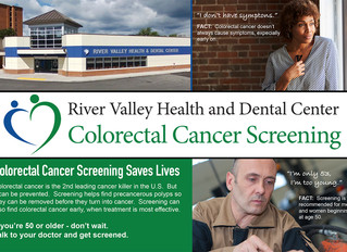March | Colorectal Cancer Awareness