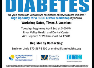 Learn to Control Your Diabetes