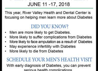 MENS' HEALTH MONTH
