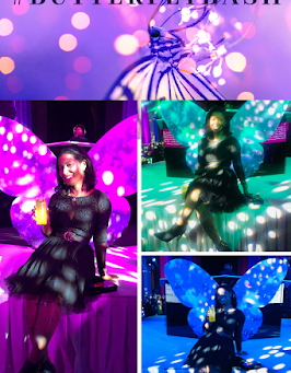 My #StyleDiary: A Spiritual Butterfly at the #ButterflyBash