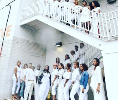 Brunch-n-Style: Yes, you CAN wear white after Labor Day!!!