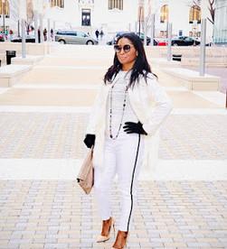 My #StyleDiary: White Collar Crime
