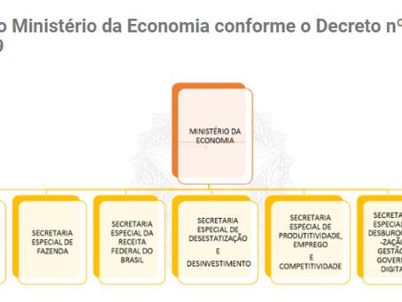 A Nova Estrutura do Comércio Exterior Brasileiro