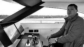 Alexander Podshibaev PAC Yachts World LLC Owner/Manager