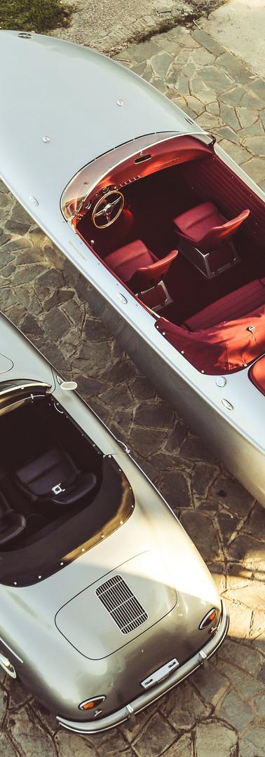Hermes Speedster, Porsche