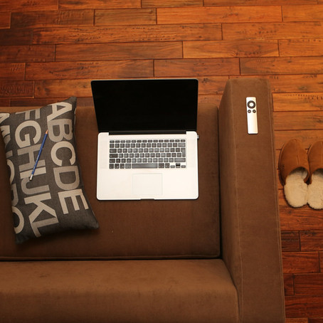 My favorite 8 effective work hacks to run a successful at-home office