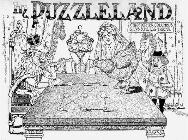 In Puzzleland by Sam Loyd
