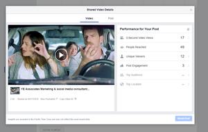 Facebook Video blog YE Associates
