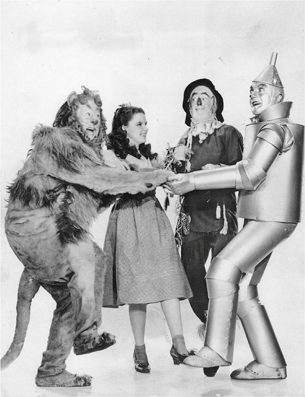 Wizard of Oz YE Associates Surrender Dorothy Blog