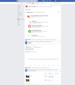 Facebook Insights blog YE Associates