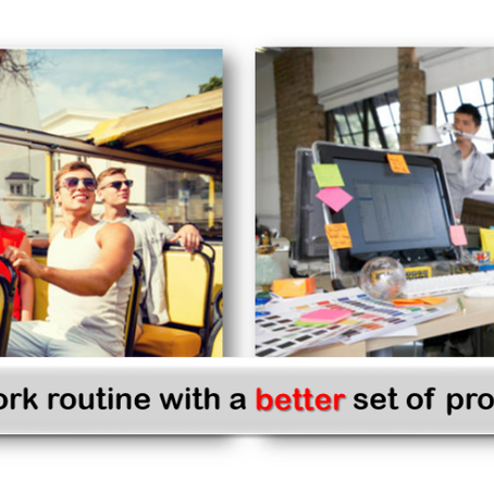 My10 Effective Ways to Make Your Work Time More Productive