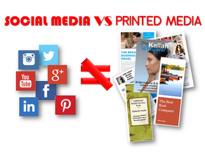 IT AIN'T ALL ABOUT THE SOCIAL MEDIA orPAPER PRINTING ISN'T DEAD – IT'S JUST BECOME MORE SELECTIVE