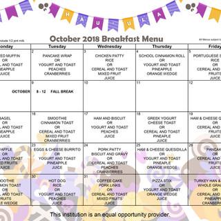 Oct 2018 Breafast Menu..jpg