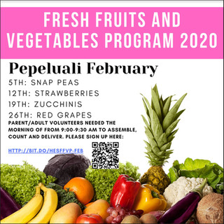 Feb. 2020 Fresh Fruits and Vegetable Pro