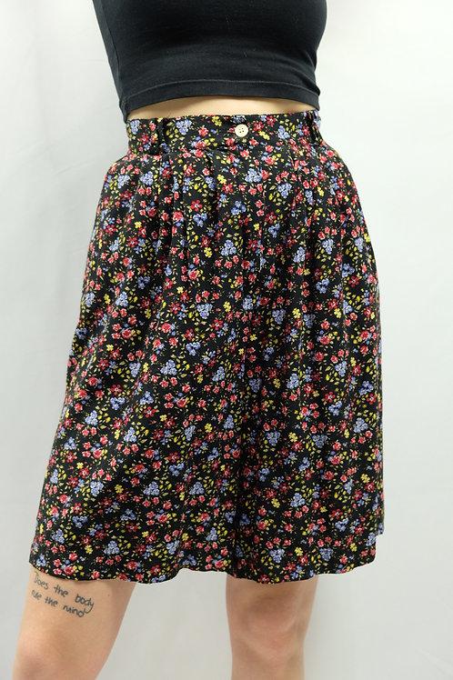 Vintage High Waist Shorts  - XL