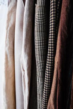 Hochwertige Materialien bei UNIKAT Vintage & Secondhand Mode