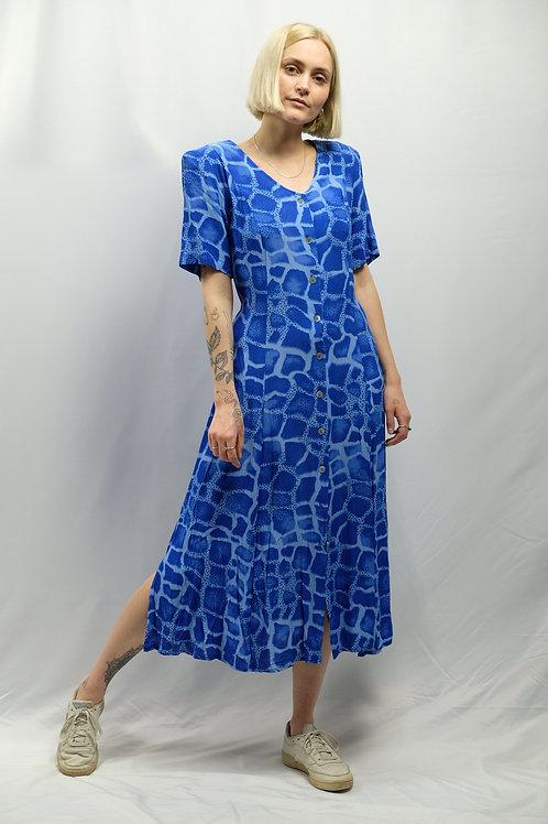 Vintage Sommerkleid  - S