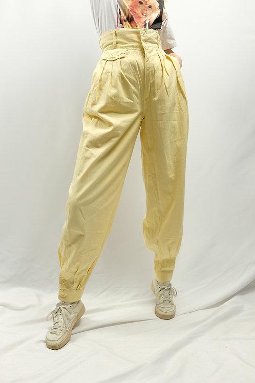 Vintage 80s Esprit High Waist Ballonhose  - XS