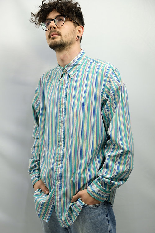 Ralph Lauren Button Down Hemd  - XL