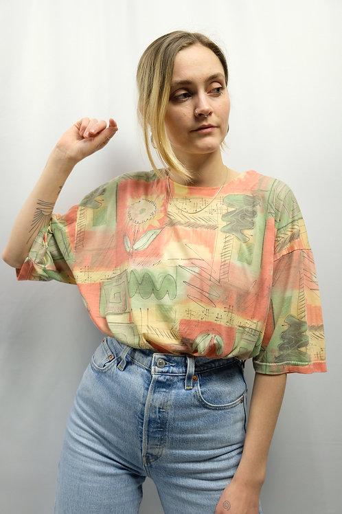 Vintage 90s T-Shirt  - L