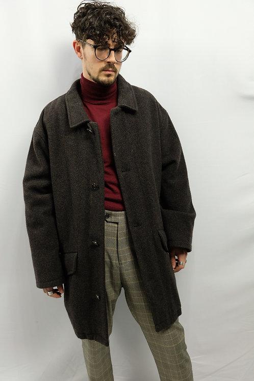 Vintage Wollmantel  - XL
