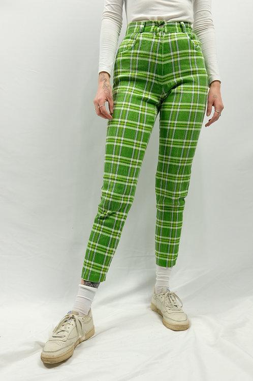 Vintage High Waist Skinny Jeans XS -