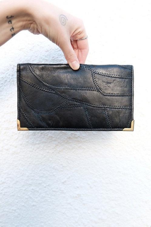 Vintage Clutch-Portemonnaie