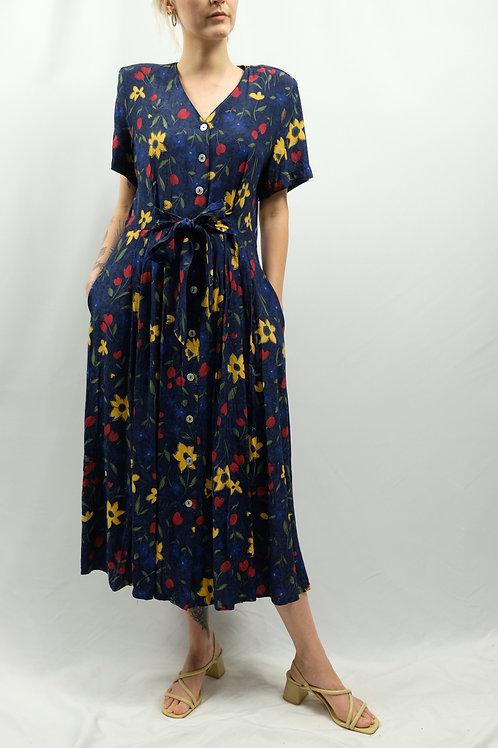 Vintage 90s Sommerkleid  - S