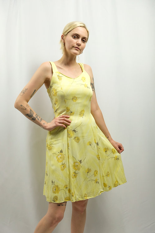 Vintage Sommerkleid  - XS