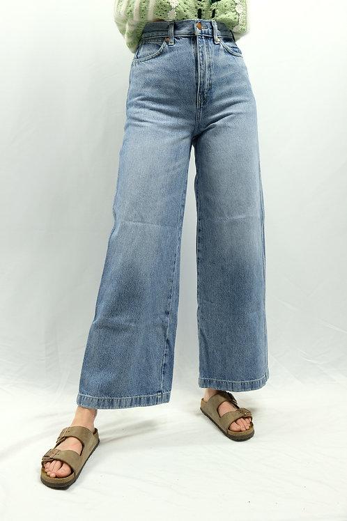 Wrangler Wide Leg Jeans  - XS