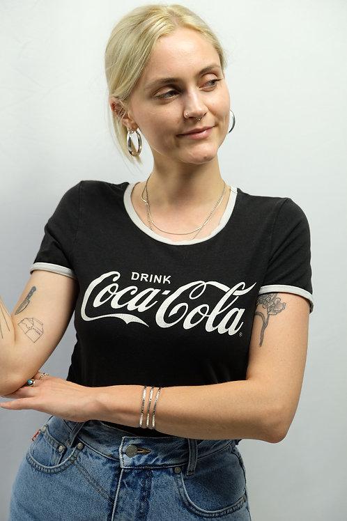 Vintage 90s Coca Cola T-Shirt  - S