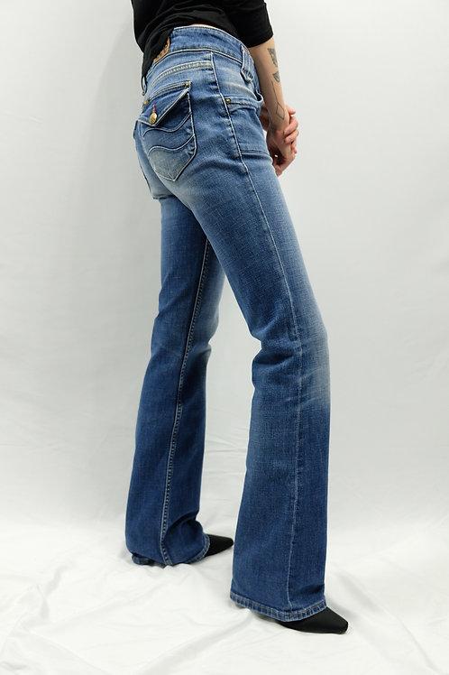 Vintage Lee Bootcut Jeans  - M