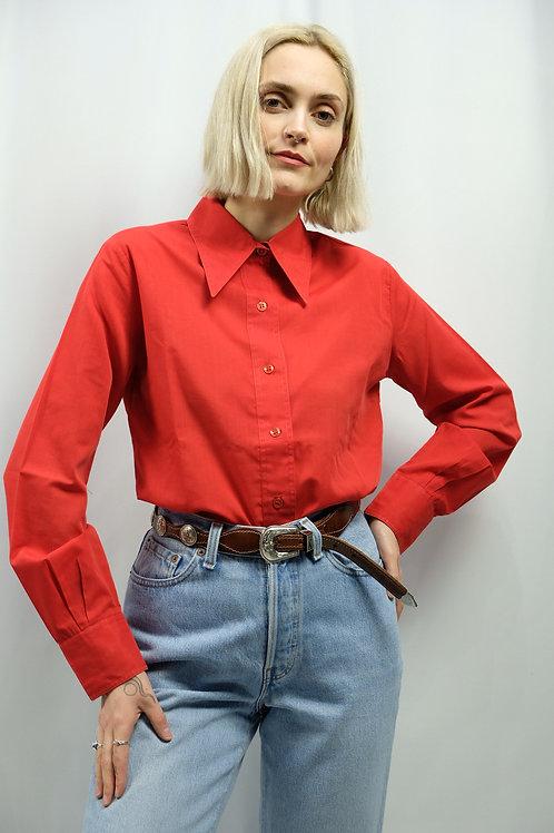 Vintage 70s Bluse - M