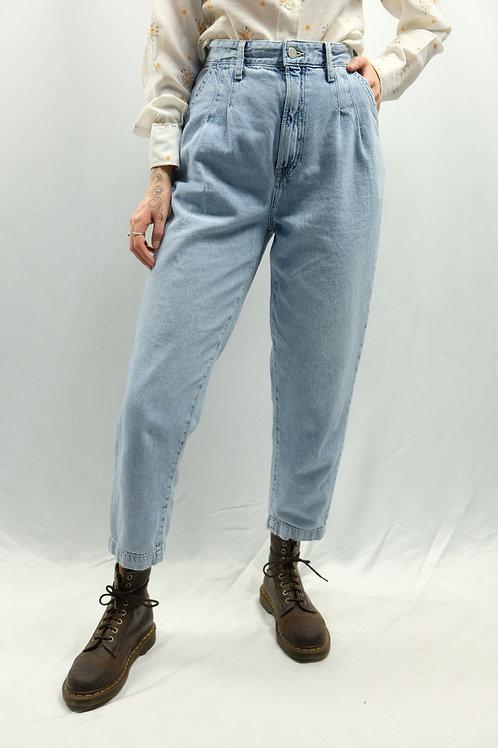 H&M High Waist Mom Jeans  - S
