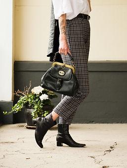 Zeitlose Eleganz bei UNIKAT Vintage & Secondhand Mode