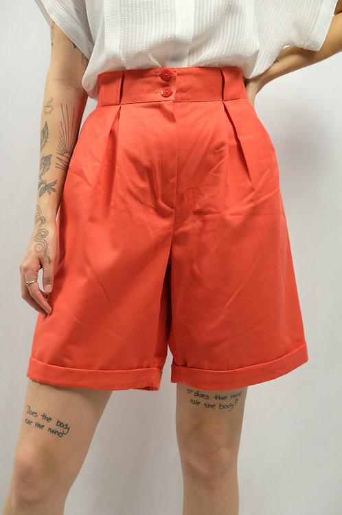 Vintage High Waist Shorts  - L
